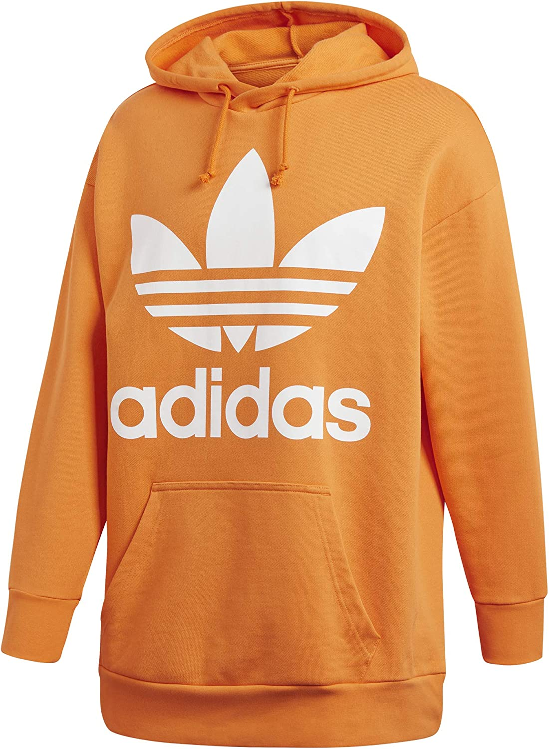 adidas Originals Sweat Oversize Trefoil Bleu Homme: Amazon