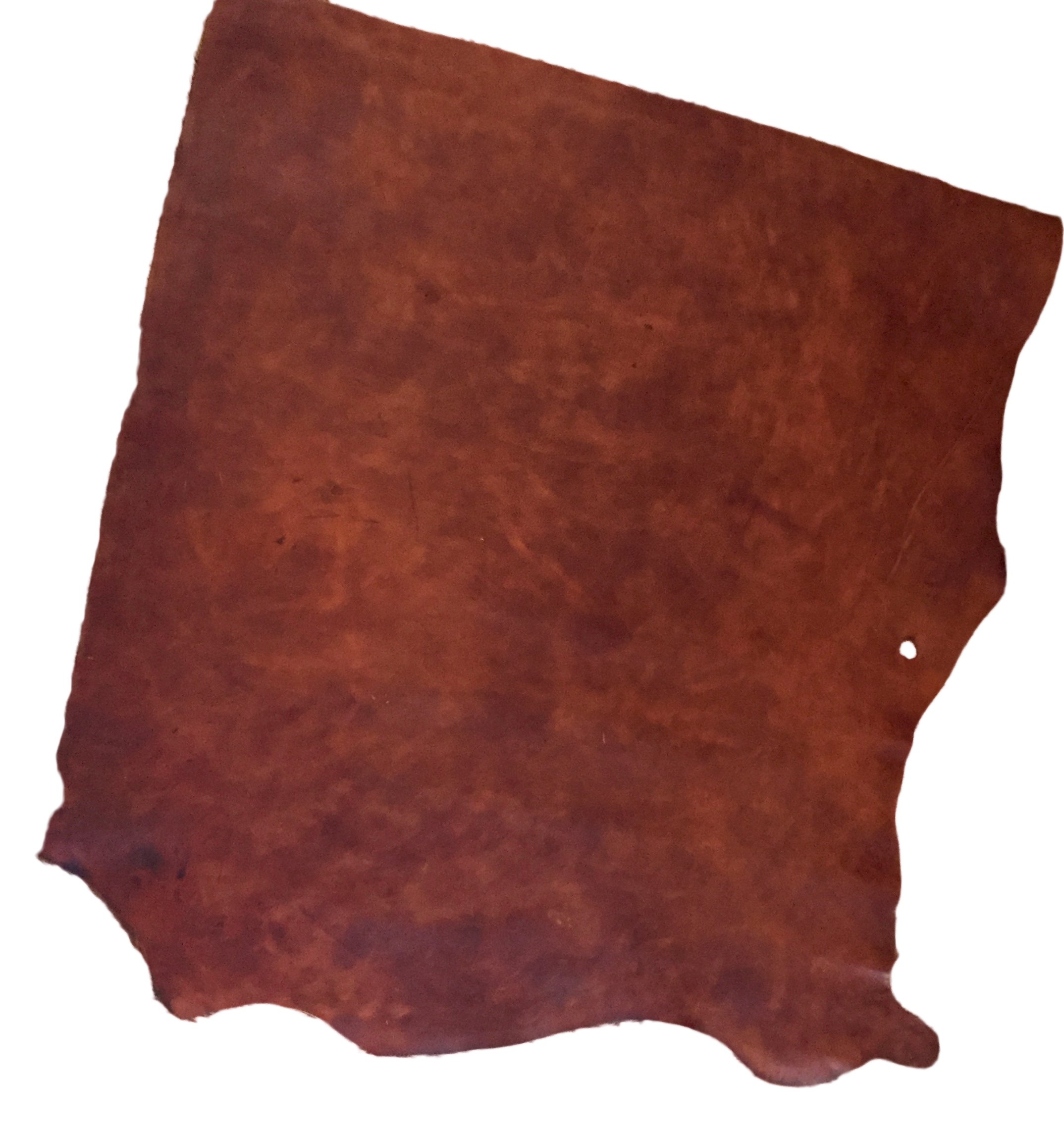Half side of Premium Oil Tanned Leather (Half Side, Ranch Hand)