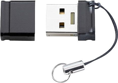 Intenso Slim Line 64 Gb Usb Stick Usb 3 0 Schwarz Computer Zubehör
