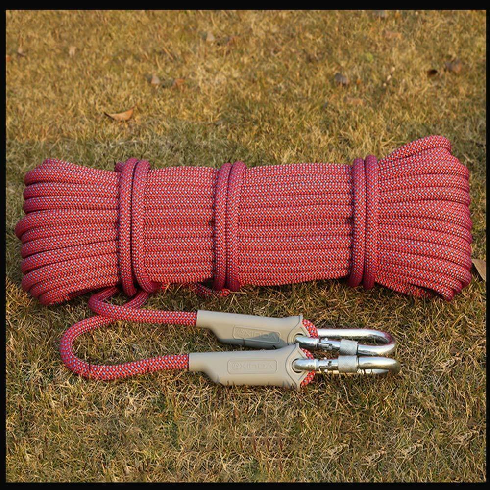 HWPYSL Im Freienausrüstung abwärts liefert kletterndes Seilsicherheitsseil abwärts Freienausrüstung Seilfeuer-Seilfluchtseil-Rettungsleine, Seil im Freien, Seil, Seil 2f2abf