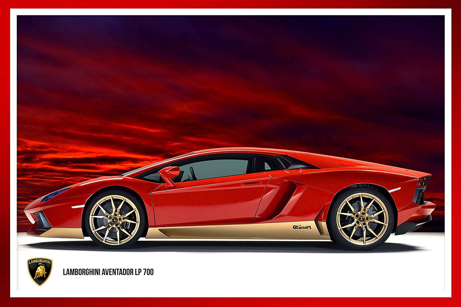 Sports Cars – Lamborghini Aventador