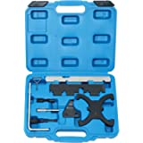 DPTOOL Engine Camshaft Timing Locking Tool Kit Compatible with Ford Focus Fiesta Mazada 1.25 1.4 1.6 1.7 1.8 2.0 Twin…
