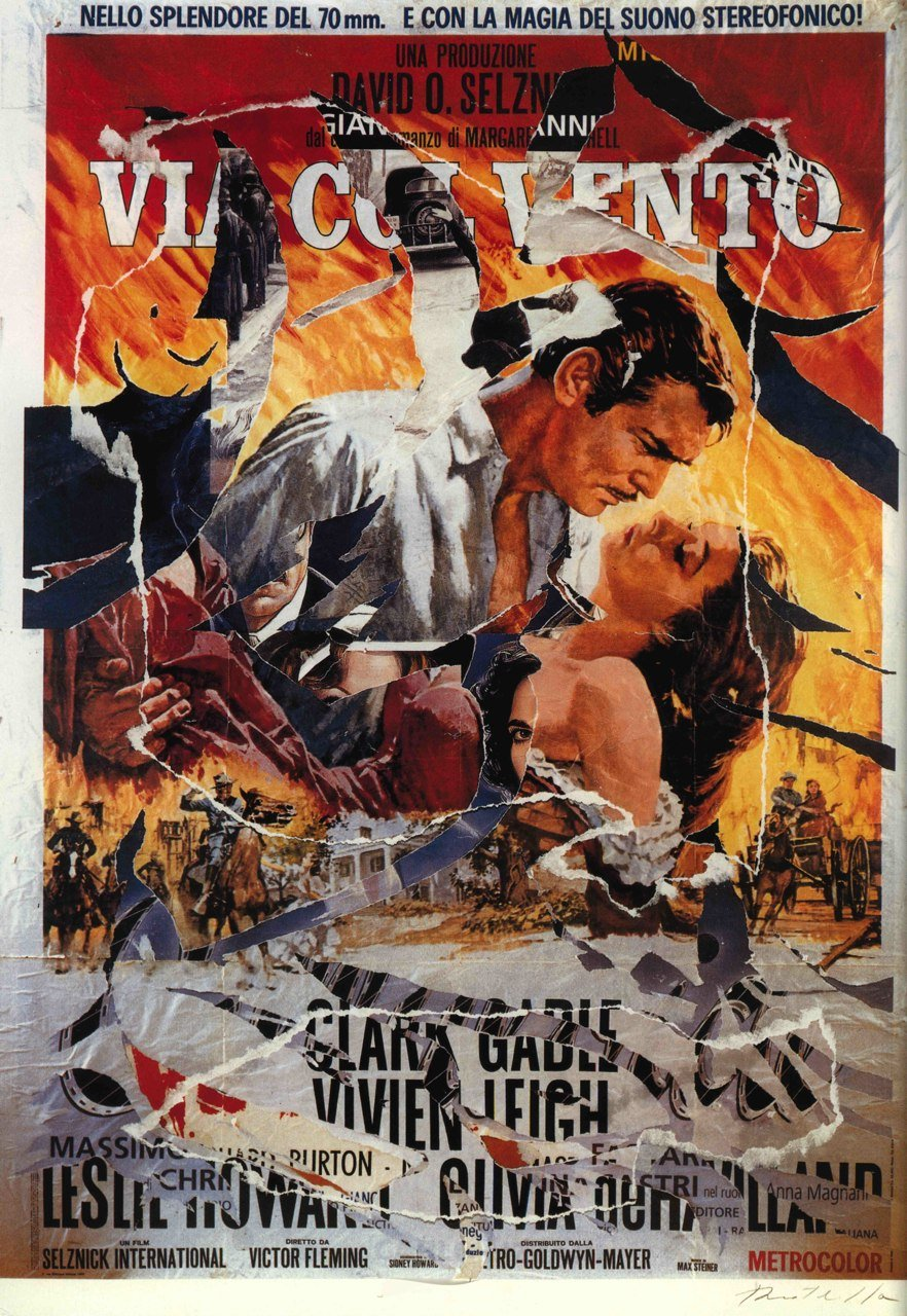Gone with the wind (Via col vento)