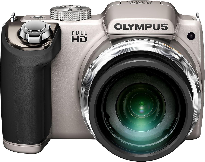 Olympus SP-720UZ - Cámara compacta de 14 MP (Pantalla de 3