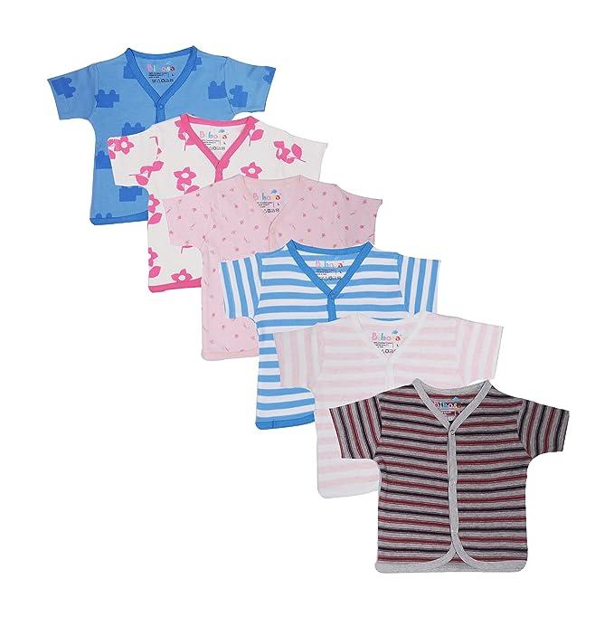 a5fdb4c66 jolipo Presents New Born Baby Half Sleeves Vest Hosiery Cute Prints ...