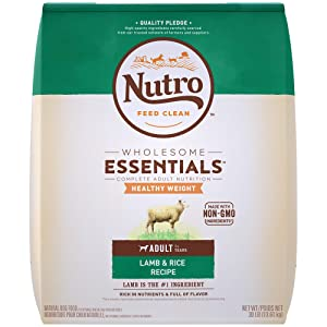 Nutro Natural Dry Dog Food