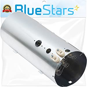 Ultra Durable 137114000 Dryer Heating Element Assembly Replacement Part by Blue Stars – Exact Fit For Frigidaire & Kenmore Dryers - Replaces