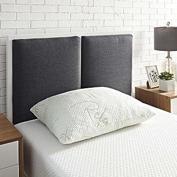 extra firm memory foam pillow Amazon.com: Modway Hotel Aveline Shredded Memory Foam Pillow  extra firm memory foam pillow