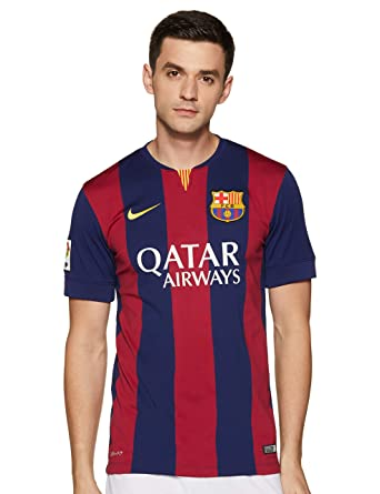 Nike Fútbol Club Barcelona (FCB) Local 2014/2015 - Camiseta de ...