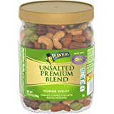 Planters Unsalted Premium Blend Mixed Nuts (1.69 lb Jar)