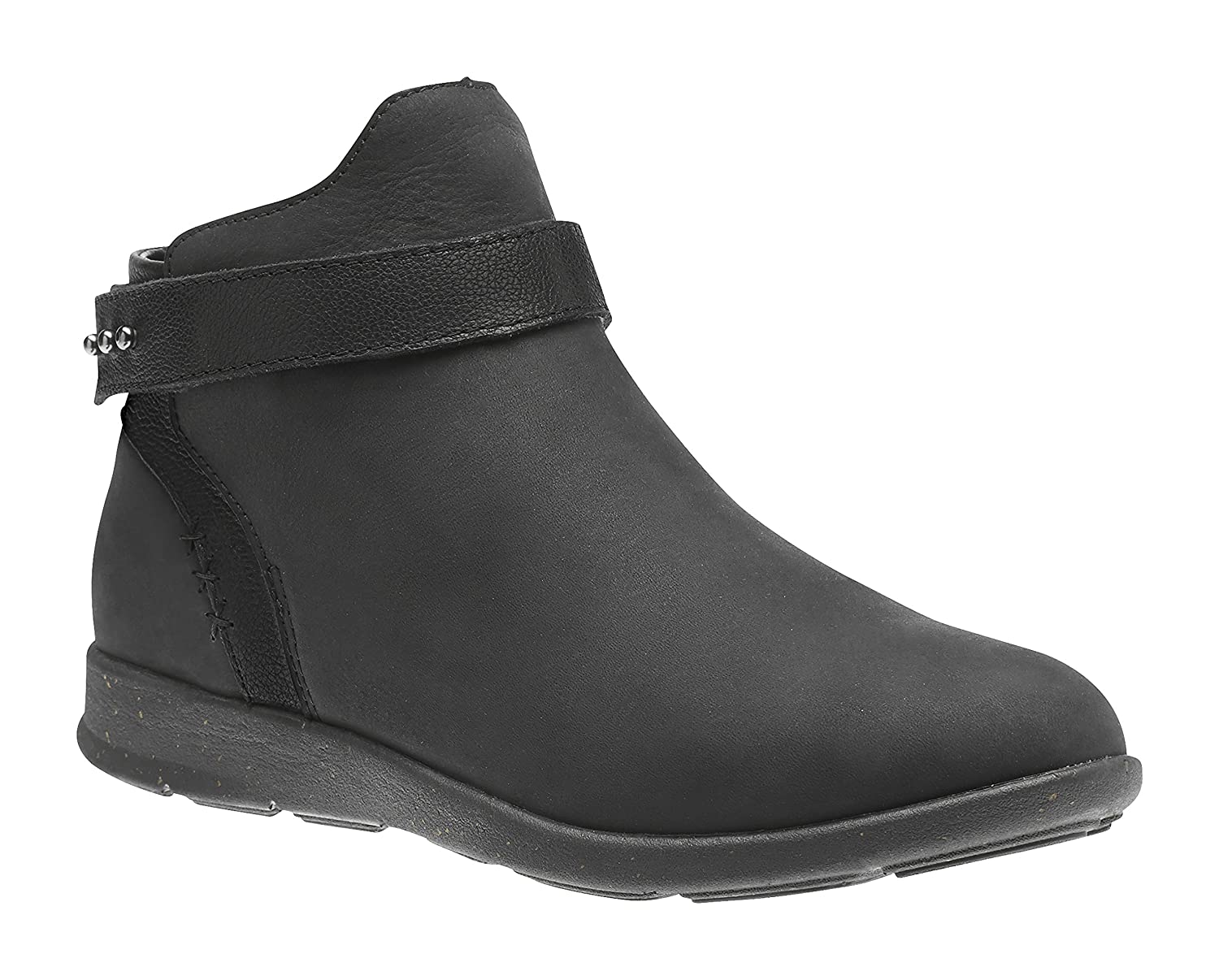 Superfeet Ash Women's Comfort Casual Boot B01N6PDZ5Z 8.5 B(M) US|Black / Black
