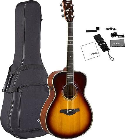 Yamaha FS-TA BS - Guitarra acústica acústica para concierto ...