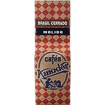 Cafés AMADOR - Café MOLIDO GRUESO Natural Arábica - BRASIL CERRADO ...