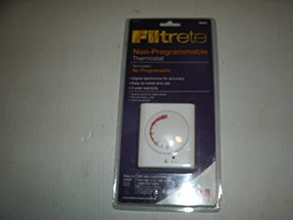 Filtrete Non-Programmable Thermostat