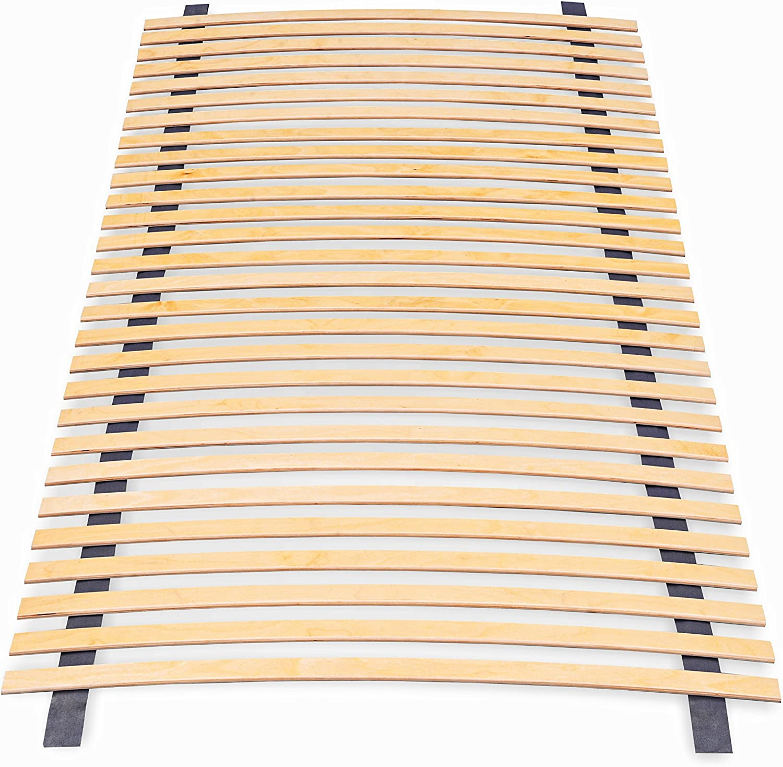 Cuscino per letto 70//80//90/x 200/cm/ ECOFORM rete a doghe /direttamente dal produttore 70 x 200 cm Roll ruggine