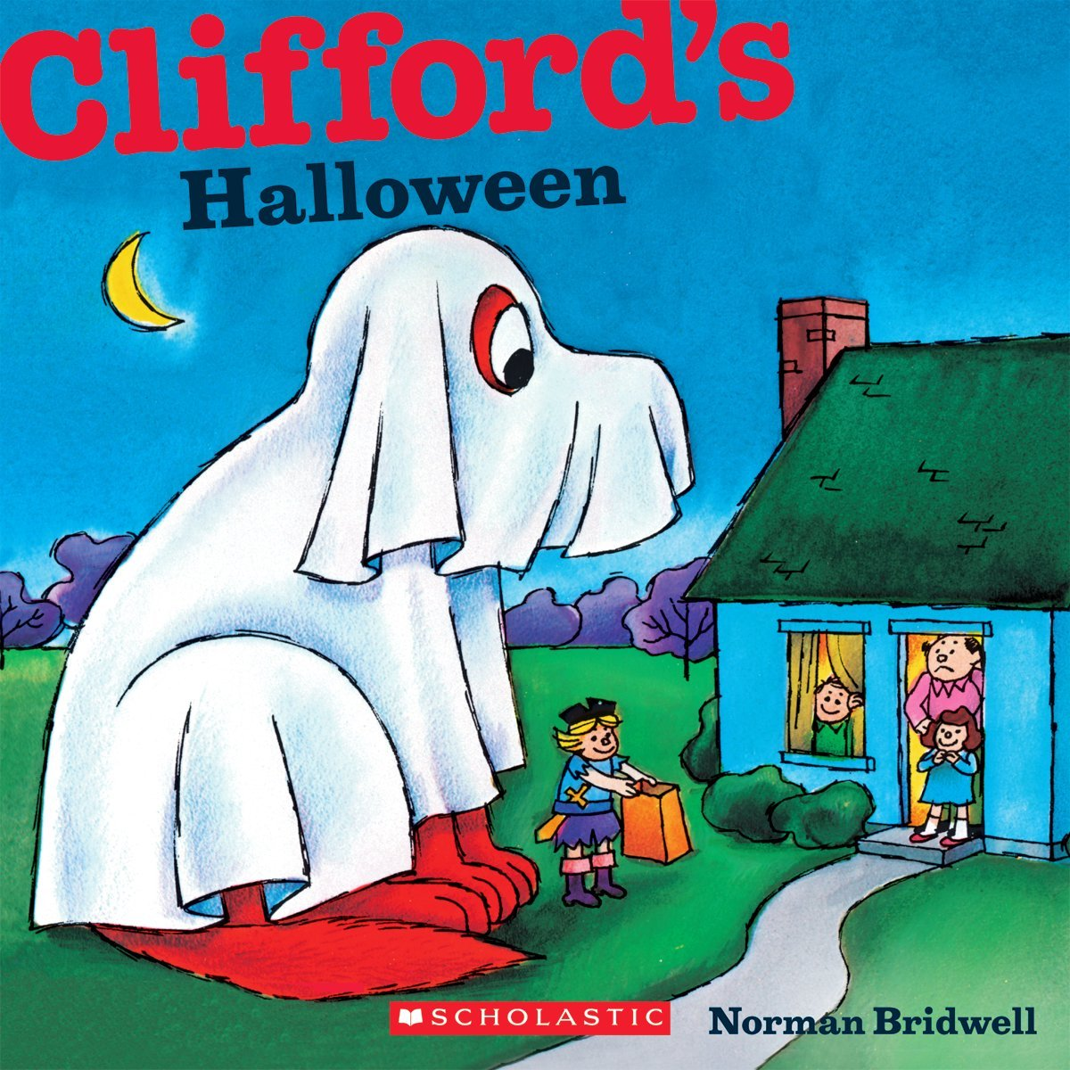 cliffords halloween norman bridwell 9780545215954 amazoncom books