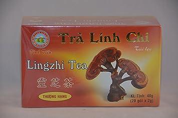 Lingzhi Reishi Mushroom Tea - All Natural Premium Quality