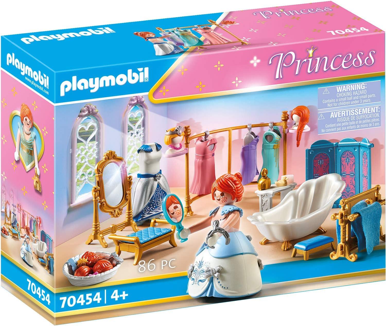 Playmobil Dressing Room 70454 Princess World Playset