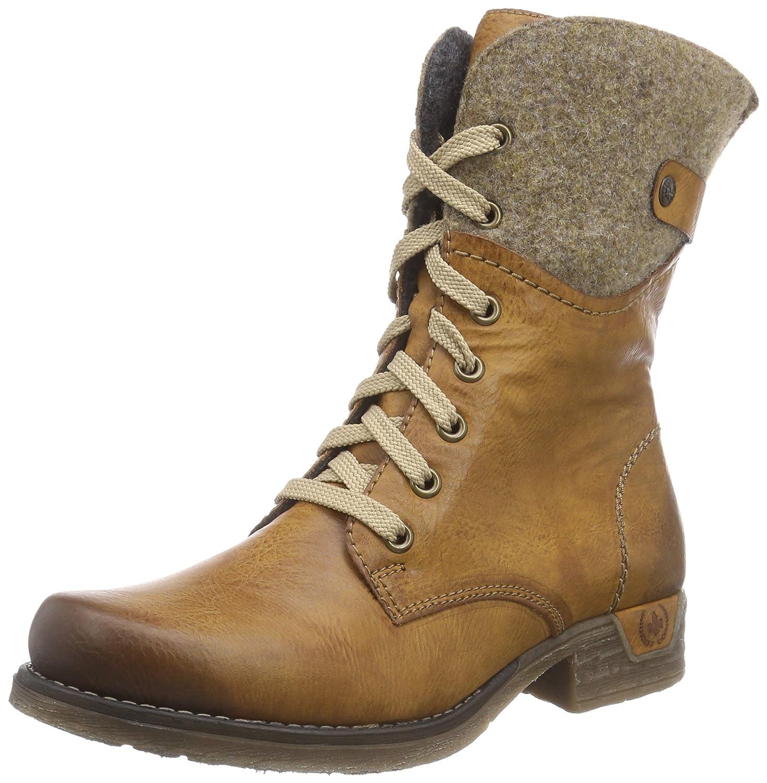 brown RIEKER Womens Stiefel, Winterstiefel, brown, 961142-21