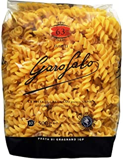 Garofalo Pasta Seca Fusilli - 500 gr
