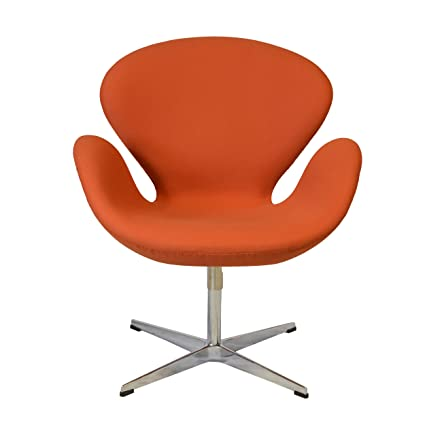 Amazoncom Design Tree Home Arne Jacobsen Swan Chair Replica