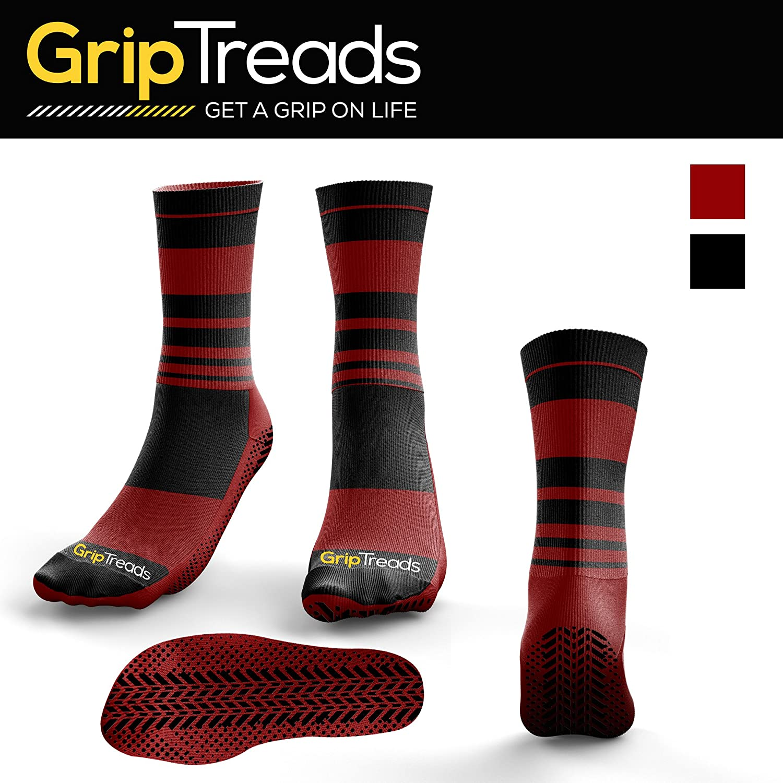 Pilates Grip Tread Socks Cuota de las mujeres antideslizante calcetines//deslizamiento para Yoga Hospital y el gimnasio