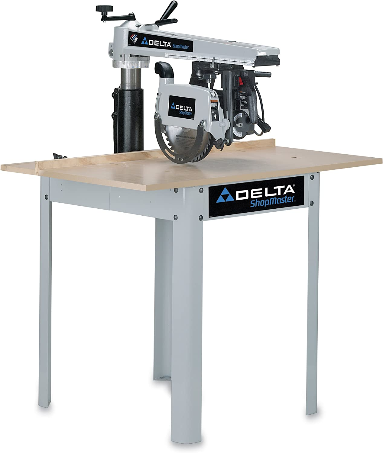 6. DELTA RS830 Radial Arm Saw
