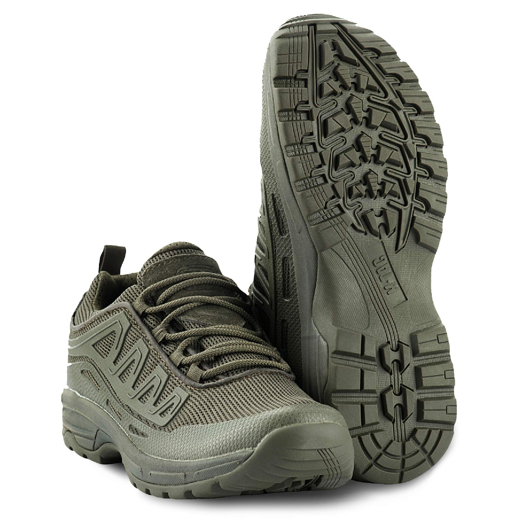 M-Tac Tactical Combat Shoes Men Hiking Police Sneakers for Trail Running