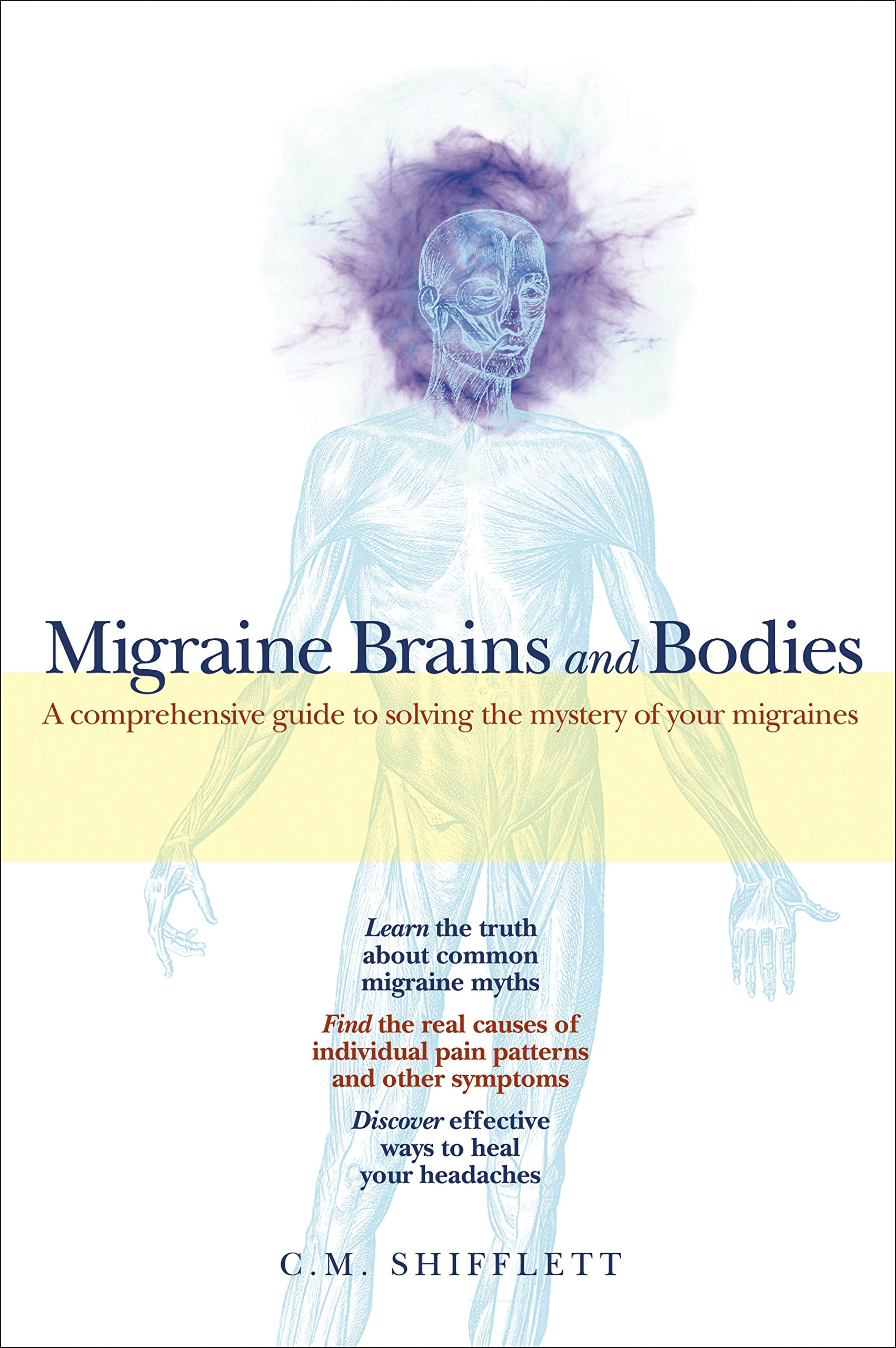 Download Migraine Brains and Bodies: A Comprehensive Guide to Solving the Mystery of Your Migraines pdf epub