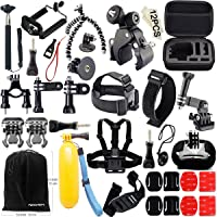 Iextreme 43-in-1 Action Camera Accessory Bundle