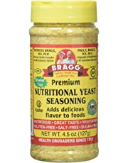 Bragg Nutritional Premium Yeast Seasoning, 4.5 Ounce