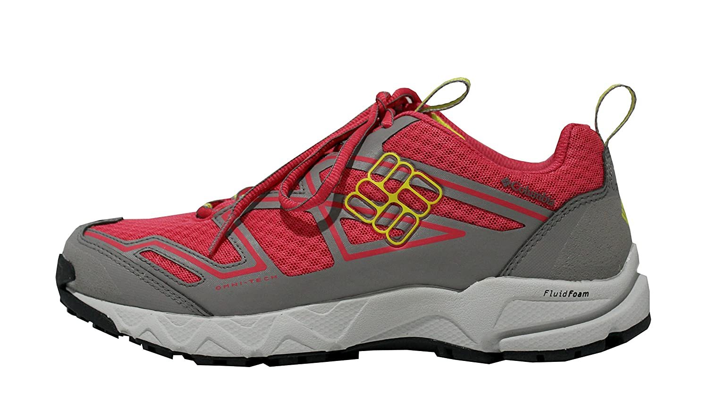 Columbia Womens Vigorous Omni Tech Waterproof Sneakers Shoes