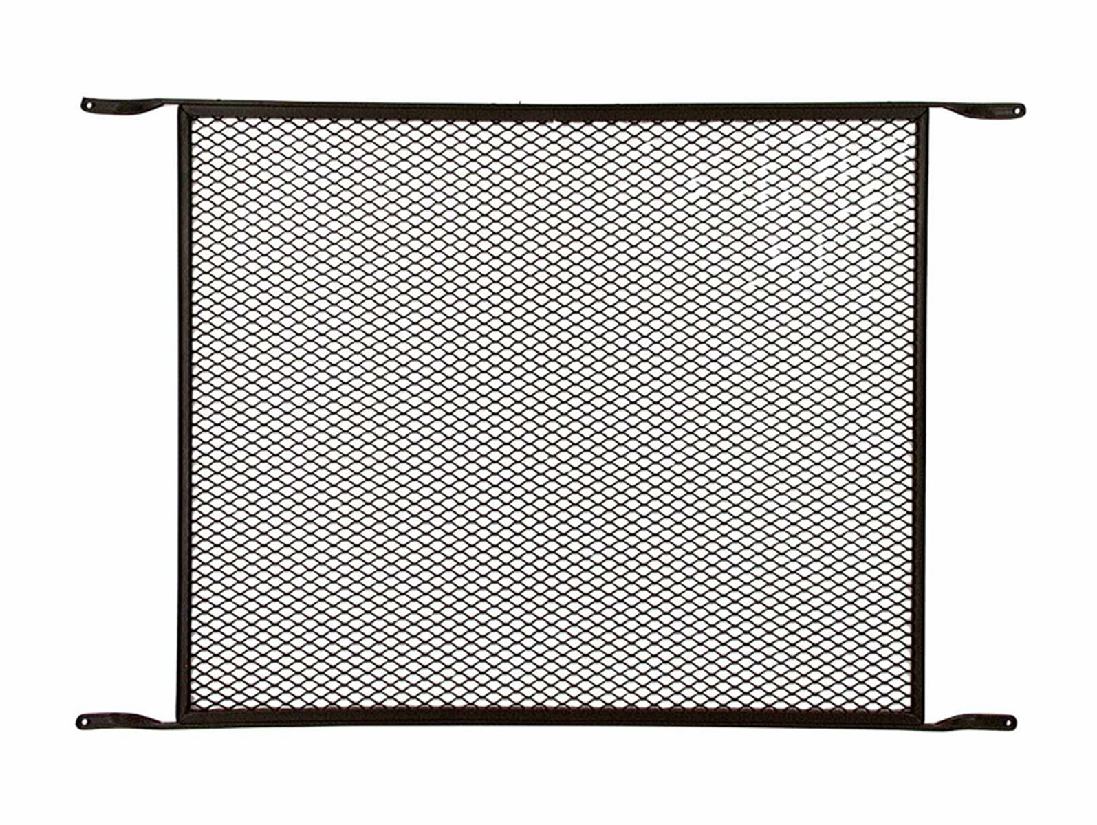 M-D Building Products 33381 M-D Door Grill, 36 in H X 19 in W, Aluminum, Bronze by M-D Building Products