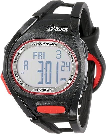 Escribir serie Arena  ASICS Running Watch AH01 Heart Rate Monitor CQAH01.01: Amazon.ca: Watches
