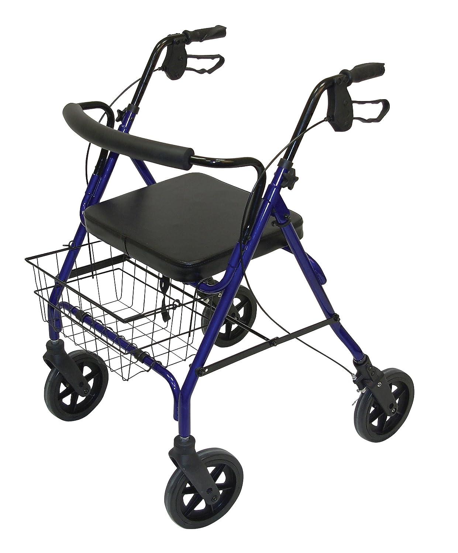 Patterson Medical - Andador bariátrico resistente con ruedas ...