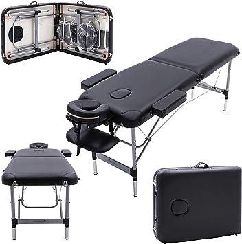 Lettino Da Massaggio Portatile 10 Kg.Lettino Professionale Da Massaggio Knightsbridge Ultraleggero 10