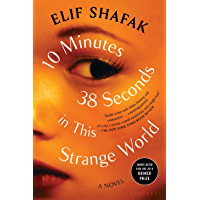 10 Minutes 38 Seconds in This Strange World book cover