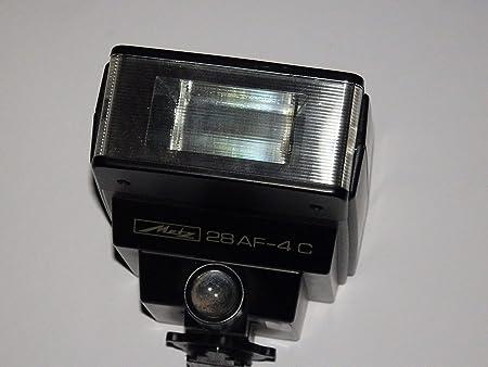 LLL METZ 28 AF-4 C - Flash para cámaras réflex Digitales Canon ...