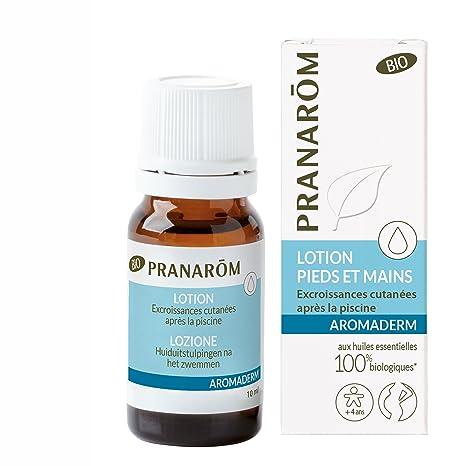 Pranarôm Aromaderm Loción Pies/manos Bio Eco