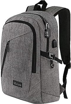 Mancro Water-resistant Backpack