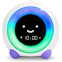 Mella Ready to Rise Children's Sleep Trainer, Alarm Clock, Night Light and Sleep Sounds Machine