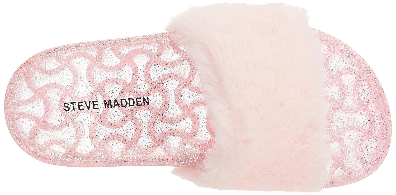 Steve Madden Kids Jcrystal Slide Sandal