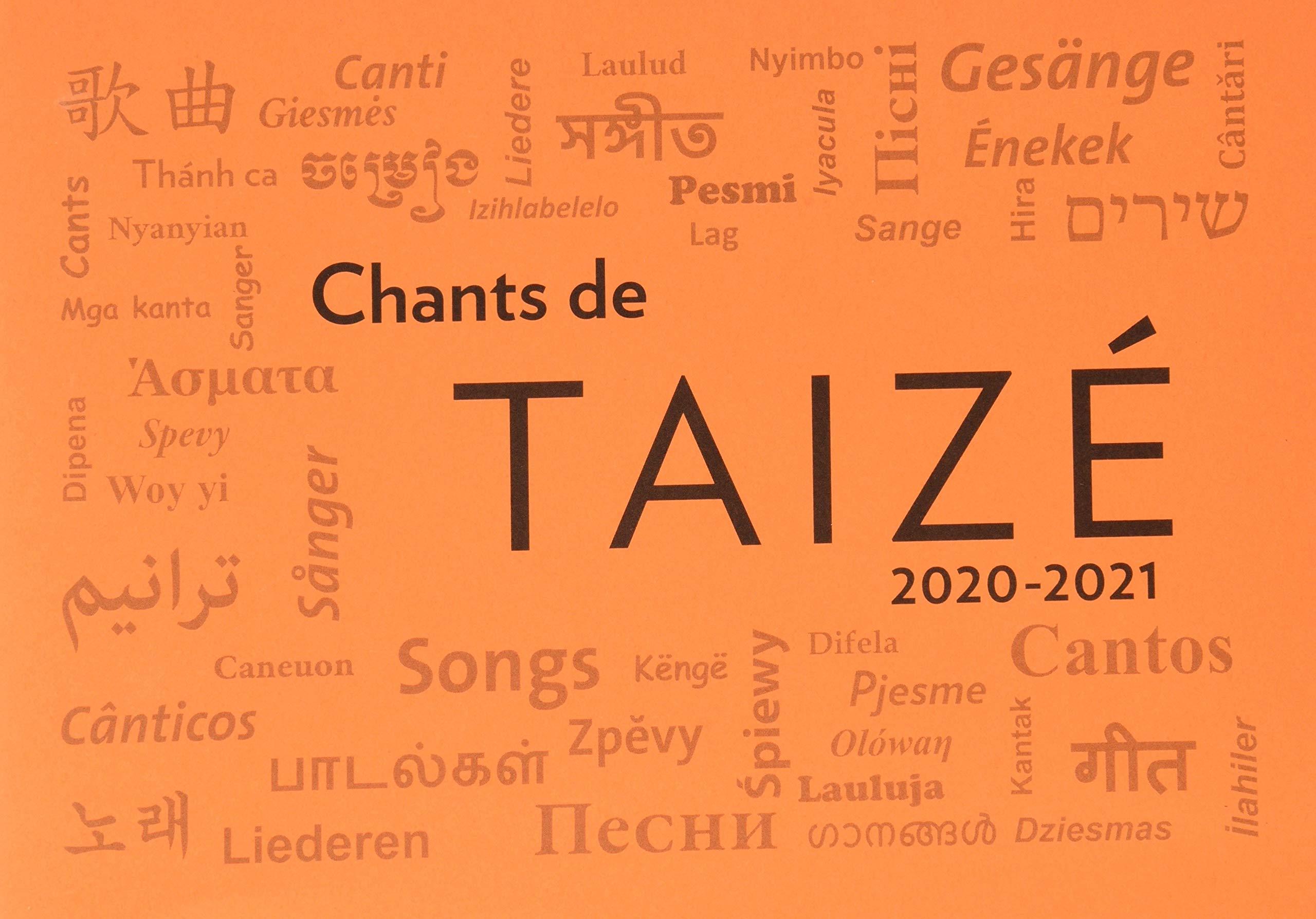 rencontres internationales taizé 2021