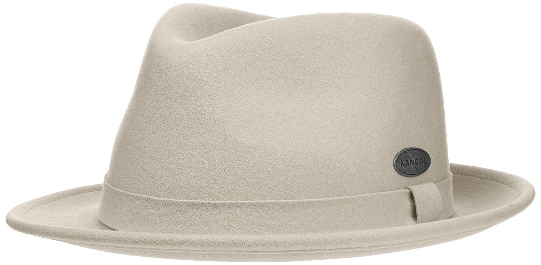 Kangol Mens Litefelt Hiro Trilby Cap Kangol Men' s Headwear K1509CO