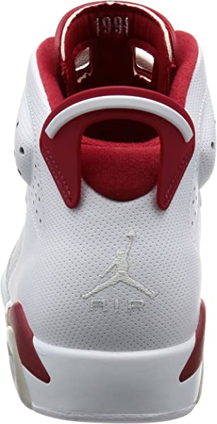 c89dcae2fbbc Air Jordan 6 Retro - 384664 113. Back. Double-tap to zoom