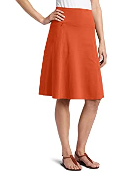 Royal Robbins Women S Essential Tencel Skirt Deep Blue X Small