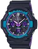 [カシオ]CASIO 腕時計 G-SHOCK ジーショック 電波ソーラー GAW-100BL-1AJF メンズ