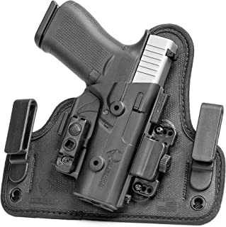 product image for Alien Gear ShapeShift 4.0 IWB Holster for Concealed Carry - Custom fit to Your Gun (Select Pistol Size) – Right or Left Hand - Full Cant and Ride Height Adjustable - Made in The USA