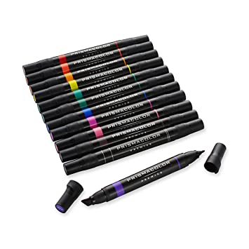 Prismacolor Premier Kétvégű 12 darabos toll készlet