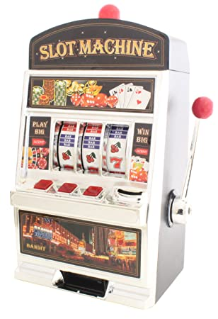 One armed bandit slot machine toy craps gambling gifts